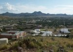Overlooking the Sull Ross Campus in Alpine, TX