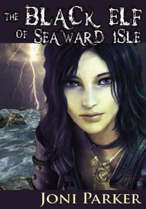 Black Elf of Seaward Isle, cover
