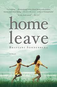 Read a New York Times review of Brittani's novel Home Leave.